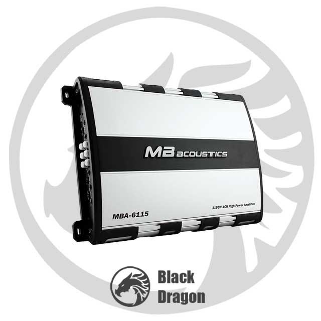 خرید-سیستم-صوتی-خودرو-قیمت-آمپلی-فایر-بلندگو-MB-Acoustics-Amplifier