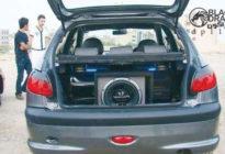 نصب سیستم صوتی در محل