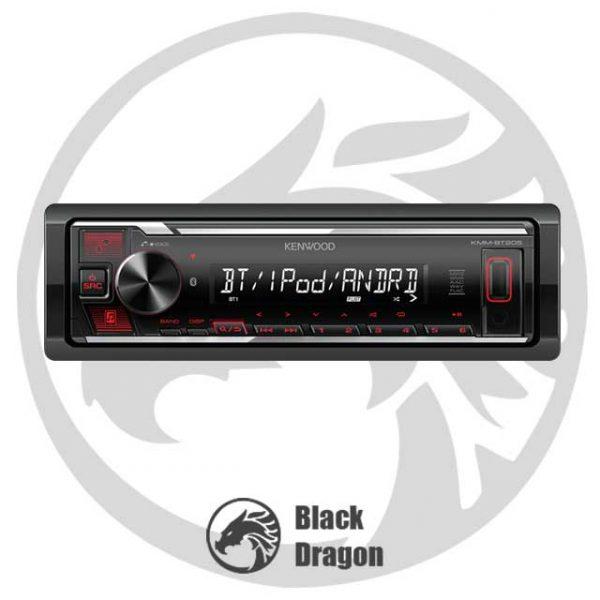 205-پخش-کنوود-Kenwood-KMM-BT205-Stereo