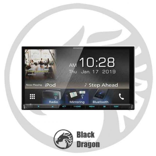7019BT-پخش-تصویری-کنوود-Kenwood-DMX-7019BT-MultiMedia
