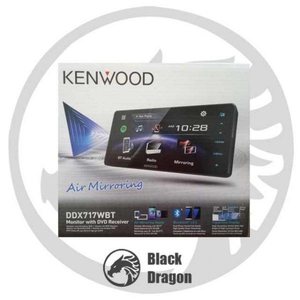 717WBT-پخش-تصویری-کنوود-Kenwood-DDX-717WBT-MultiMedia