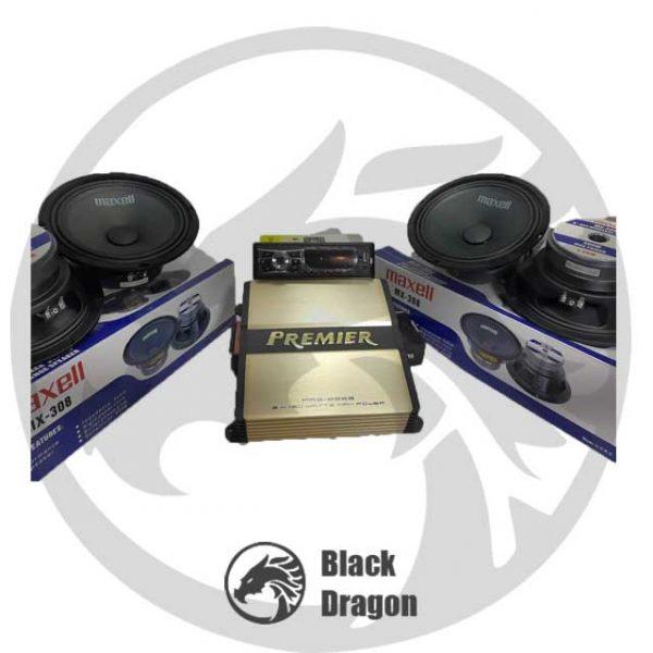 پکیج سیستم صوتی DP-5