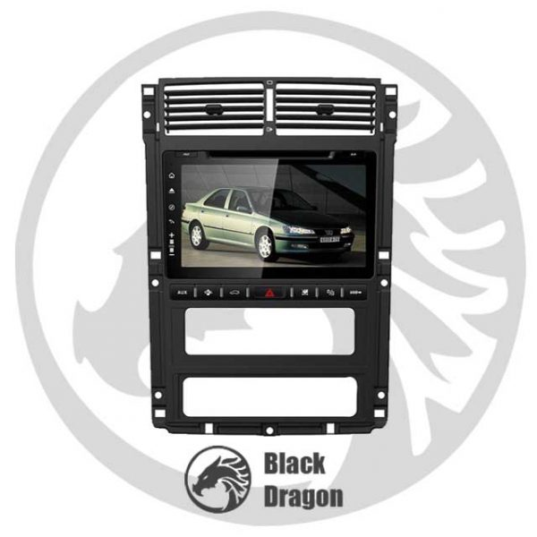 مولتی-مدیا-فابریک-پژو-405-Peugeot-405-Multi-Media