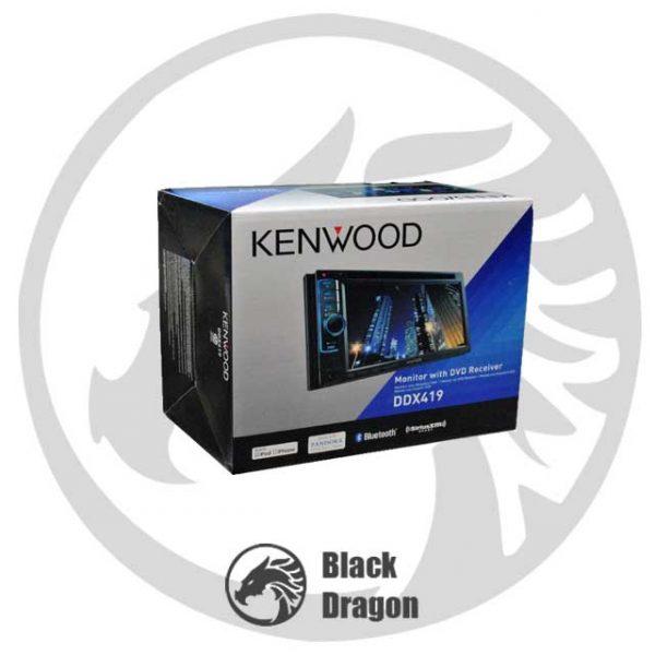 419-پخش-تصویری-کنوود-Kenwood-DDX-419-MultiMedia