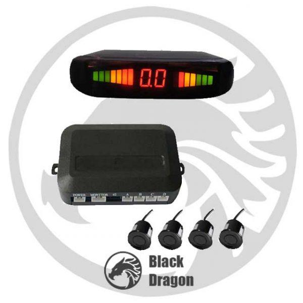 X4-سنسور-عقب-بوستر-Booster-BSP-X4-Parking-Sensore