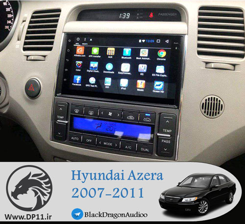 مانیتور-فابریک-هیوندای-آزرا-Hyundai-azera-2008-2011-MULTI-MEDIA