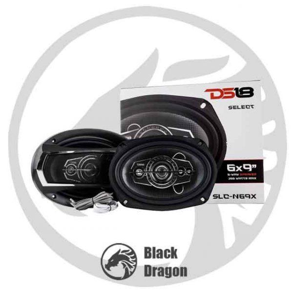 N69X-باند-دی-اس-18-DS18-SLC-N69X-Speaker