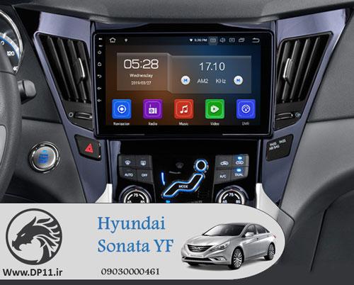 مانیتور-اندروید-سوناتا-وای-اف-Sonata-YF-Multi-Media