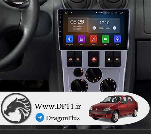 مانیتور-تصویری-رنو-ال-90-Renault-L90-Multi-Media