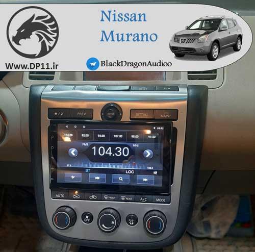 مانیتور-فابریک-نیسان-مورانو-Nissan-Murano-2008-Multi-Media
