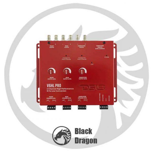 V6HL-پروسسور-دی-اس-18-DS18-V6HL-PRO-Processor