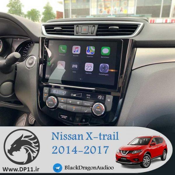 مانیتور-اندروید-نیسان-ایکس-تریل-nissan-x-trail-2014-2017-Multi-Media
