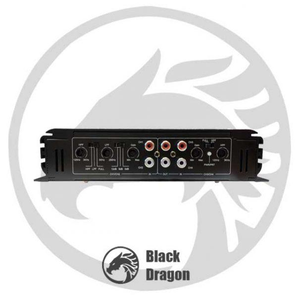 آمپلی-فایر-خودرو-مکسیدر-4-کاناله-maxeeder-MX-AP4160-BM-407-Amplifier