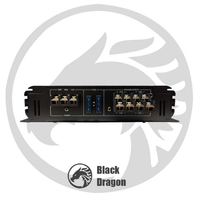 قیمت-آمپلی-فایر-چهار-کاناله-ماشین-maxeeder-MX-AP4160-Amplifier