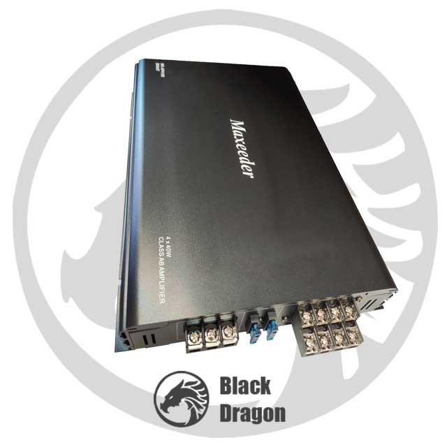 خرید-آمپلی-فایر-خودرو-4-کاناله-maxeeder-MX-AP4160-Amplifier