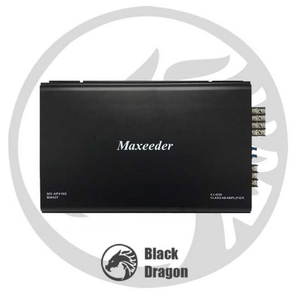 407-آمپلی-فایر-مکسیدر-4-کاناله-maxeeder-MX-AP4160-BM-407-Amplifier