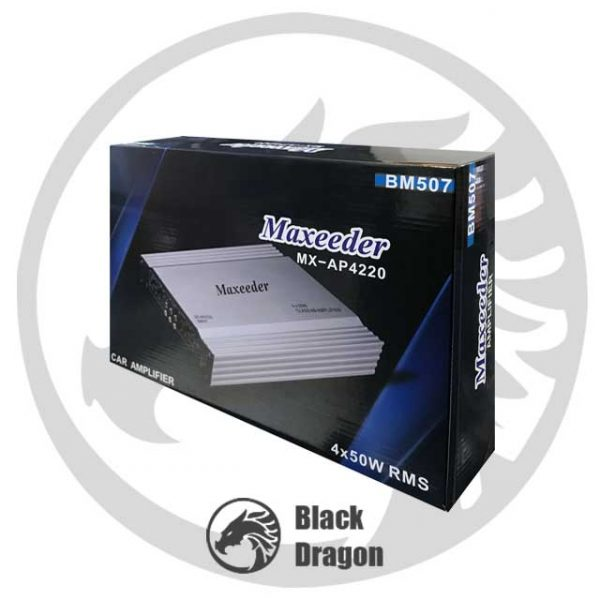 507-آمپلی-فایر-مکسیدر-چهار-کانال-maxeeder-MX-AP4220-BM507-Amplifier