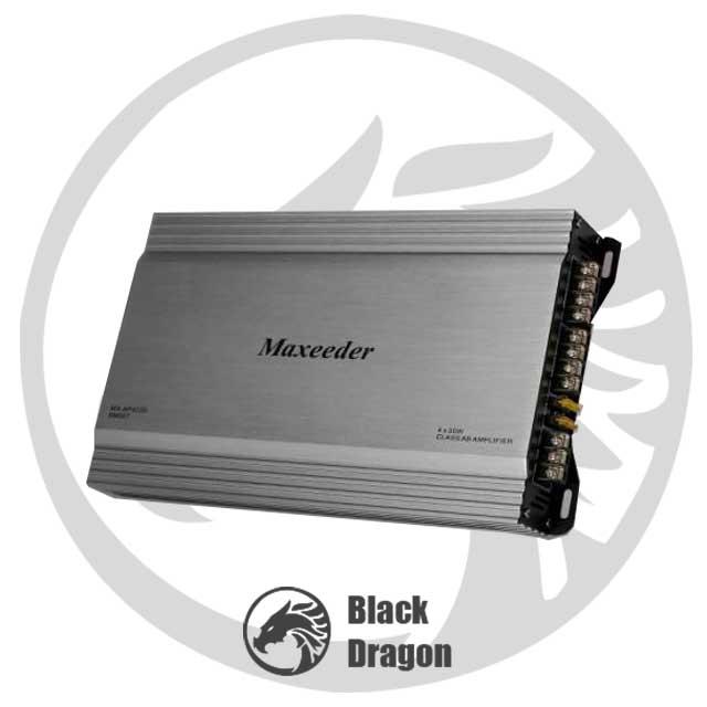 سیستم-صوتی-اسپیکر-مکسیدر-maxeeder-Amplifier