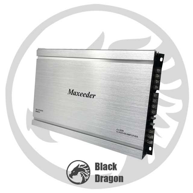 آمپلی-5000-وات-چهار-کانال-maxeeder-Amplifier