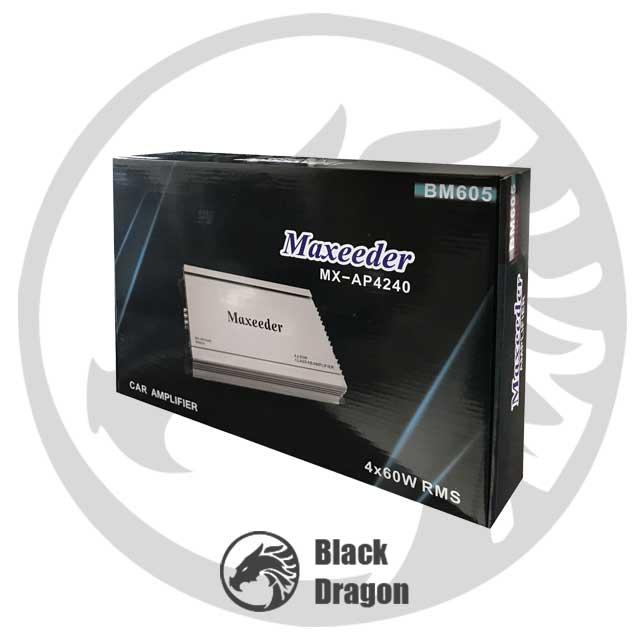 نمایندگی-محصولات-مکسیدر-اسپیکر-پخش-ضبط-maxeeder-Amplifier