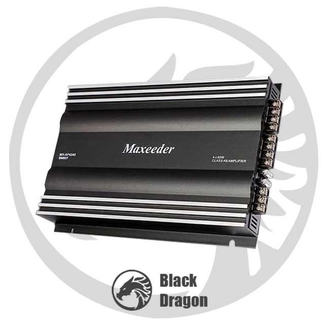 نمایندگی-محصولات-مکسیدر-باند-اسپیکر-ضبط-maxeeder-MX-AP4240BM607-Amplifier