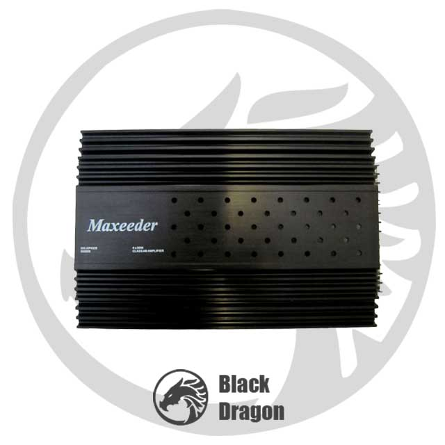 805-آمپلی-فایر-مکسیدر-چهار-کانال-maxeeder-MX-AP4320-BM-805-Amplifier