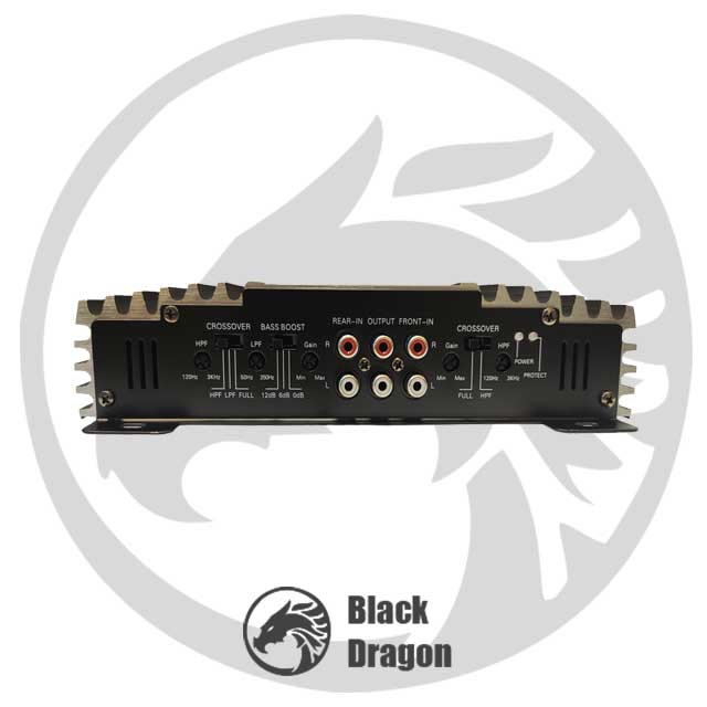 806-آمپلی-فایر-مکسیدر-چهار-کانال-maxeeder-MX-AP4320-BM-806-Amplifier