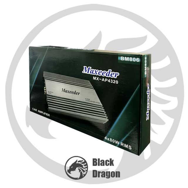 نمایندگی-سیستم-صوتی-مکسیدر-اسپیکر-باند-آمپ-maxeeder-apmlifire