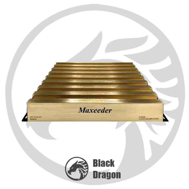 کیفیت-آمپ-مکسیدر-چهار-کانال-نمایندگی-فروش-maxeeder-Amplifier