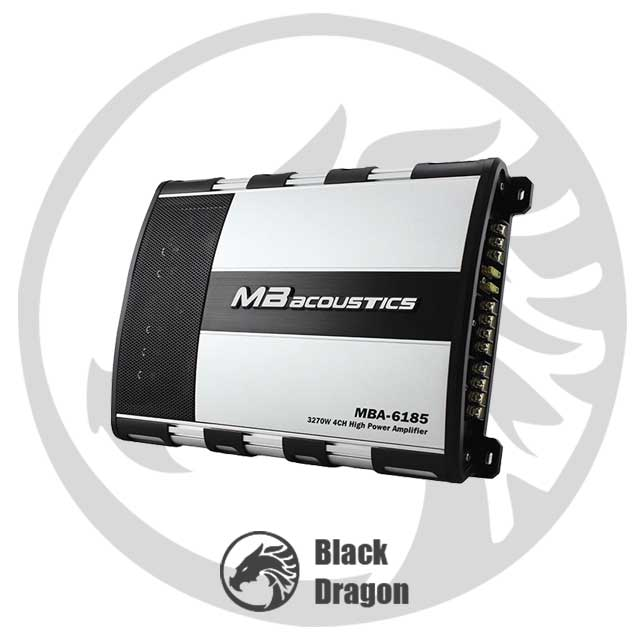 نصب-آمپلی-چهار-کاناله-ماشین-سیستم-صوتی-MBAcoustics-Amplifier