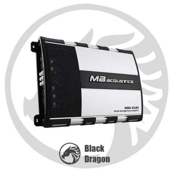 6185-آمپلی-فایر-ام-بی-اکوستیک-MB-Acoustics-6185-Amplifier