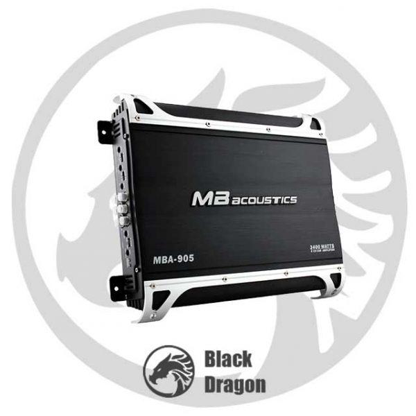 905-آمپلی-فایر-ام-بی-اکوستیک-MB-Acoustics-905-Amplifier
