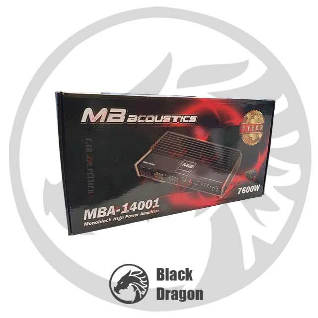 خرید-آمپلی-تک-کاناله-خودرو-MB-Acoustics-Amplifier