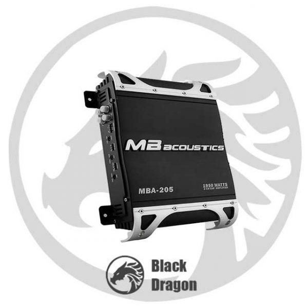 205-آمپلی-فایر-ام-بی-اکوستیک-MB-Acoustics-205-Amplifier