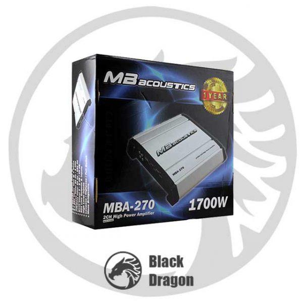 270-آمپلی-فایر-ام-بی-اکوستیک-MB-Acoustics-270-Amplifier