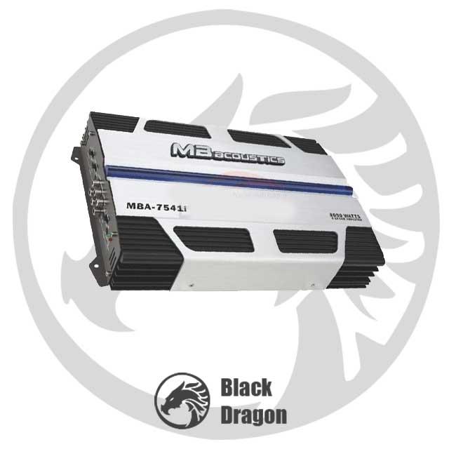 قیمت-آمپلی-چهار-کاناله-خودرو-MB-Acoustics-Amplifier